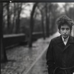 Richard Avedon. Bob Dylan, singer, New York. February 10, 1965 | MoMA