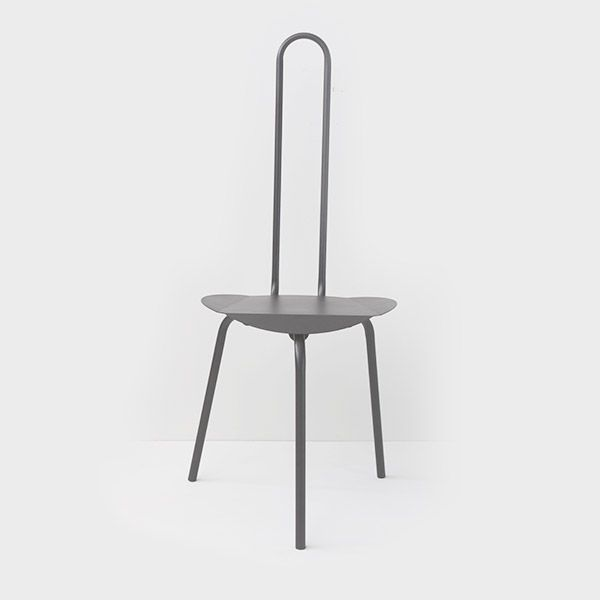 Paperclip chair in Black