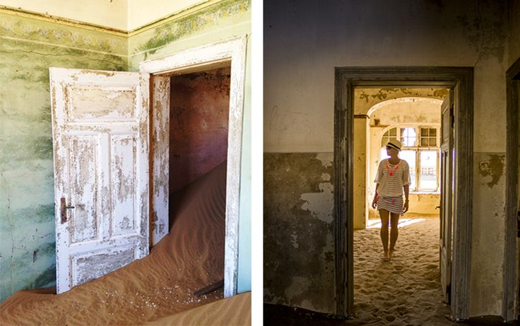 Cape Town | Forecast My Fashion | Summer Travels in Namibia Part I: The Tale of Kolmanskop