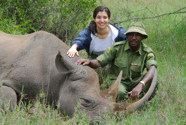 Adiós, rinoceronte negro