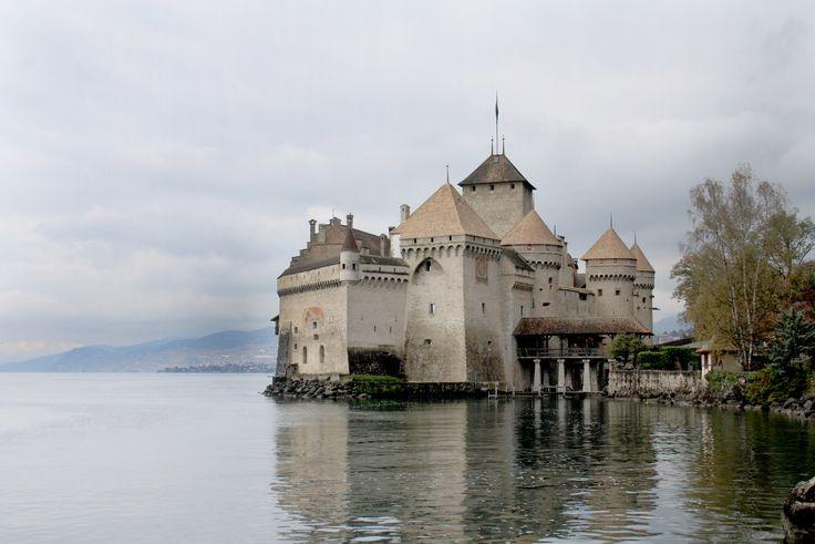 Chateau de Chillon- Fotografía: Gaby Cuevas