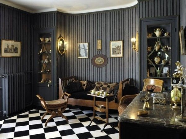 Art Deco Living Room Ideas Ego Pinterest