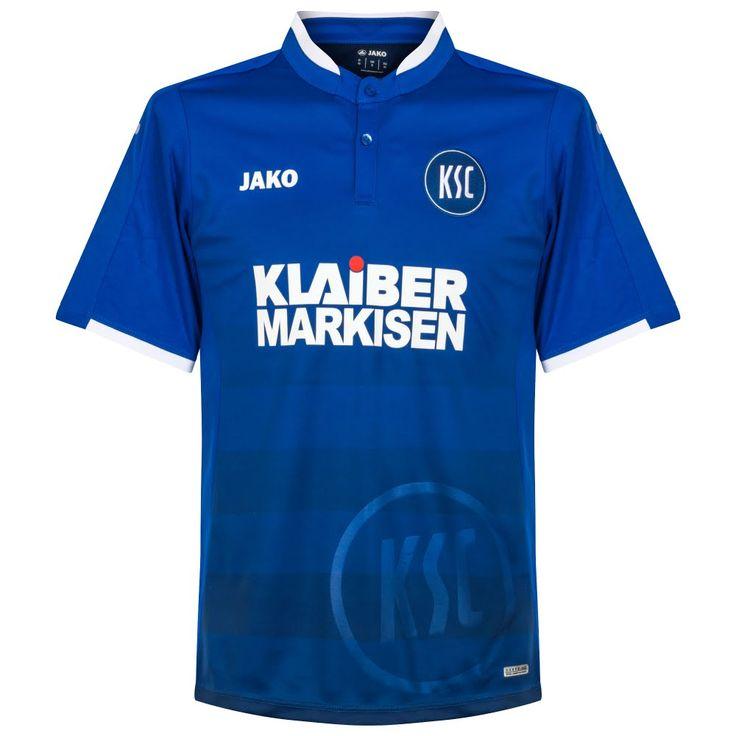 Karlsruher SC Shirt Thuis 2016-2017
