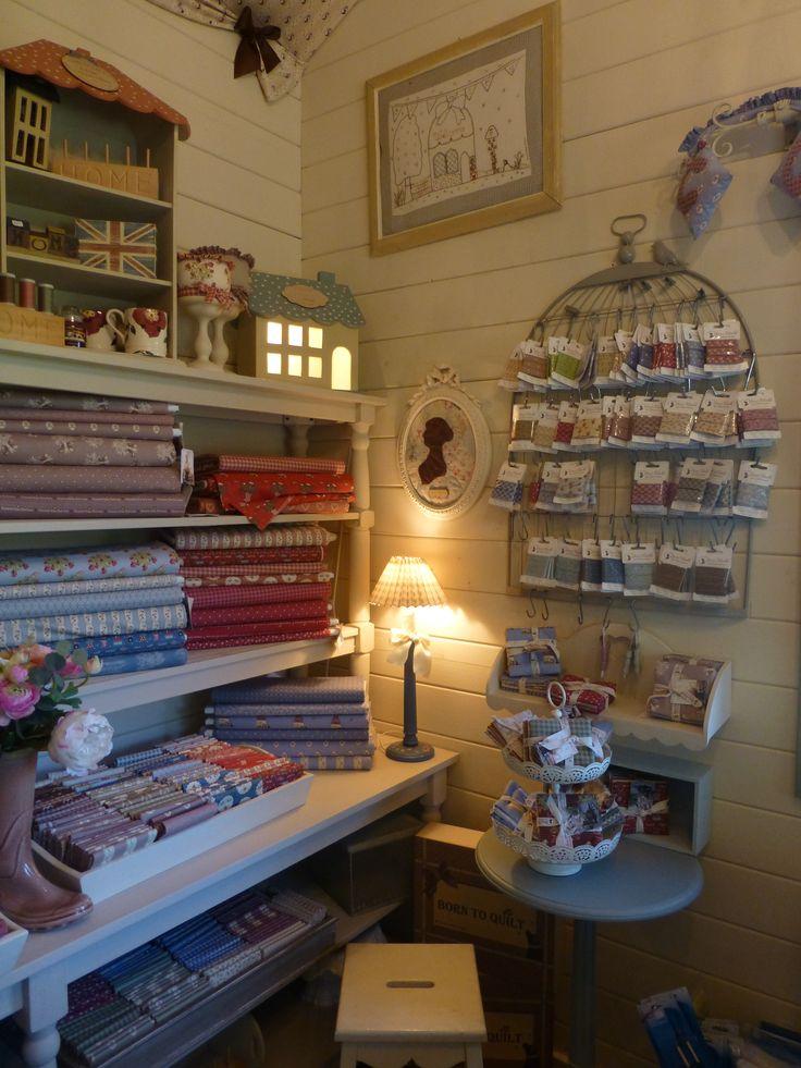 Quilt shop Born to quilt