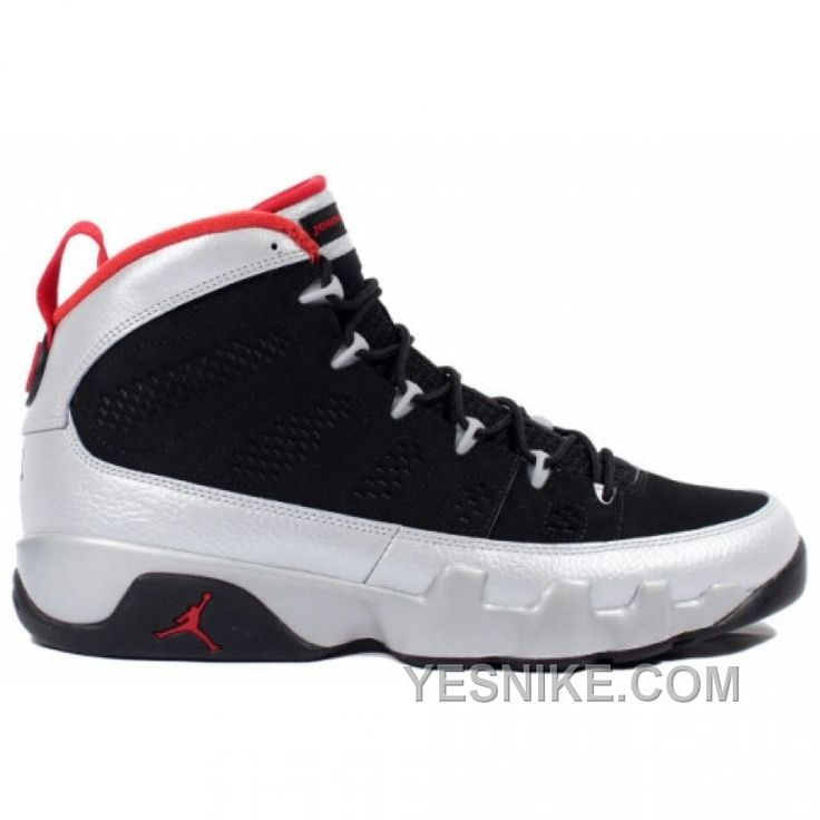 quality design 4a7f9 92948 Air Jordan 9 Retro Johnny Kilroy Black Metallic Platinum Gym Red 302370-012
