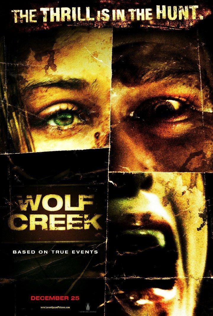 Wolf Creek (2005) Movie Review Wolf creek, Film wolf