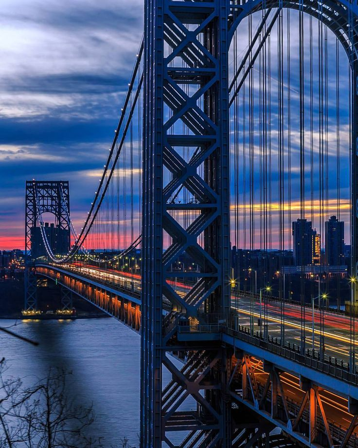 George Washington Bridge NYC