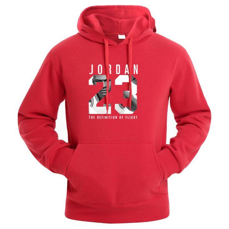 2017 Brand JORDAN 23 Sportswear Pullover Hip Hop Mens Sweatshirts