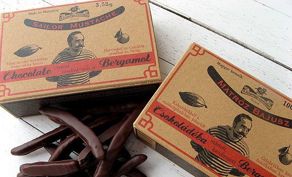 Bergamot Chocolate by Rózsavölgyi Csokoládé