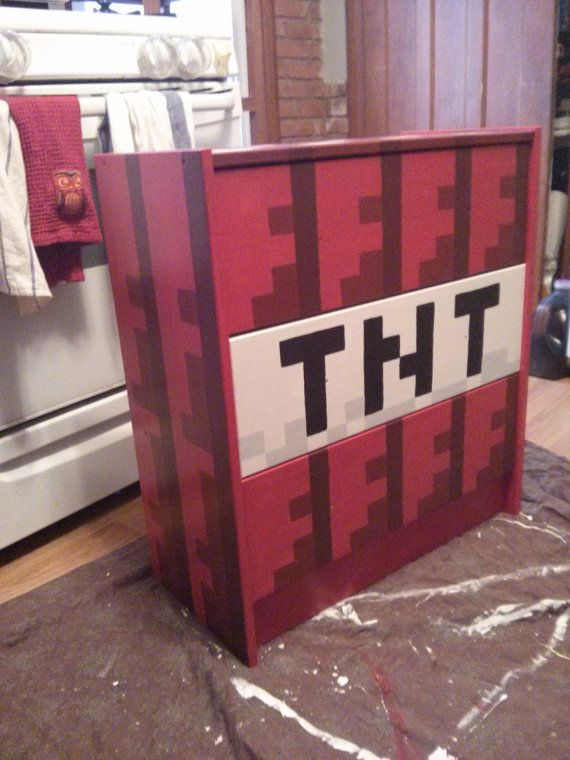 How To Make A Chest Of Drawers In Minecraft Woodworking