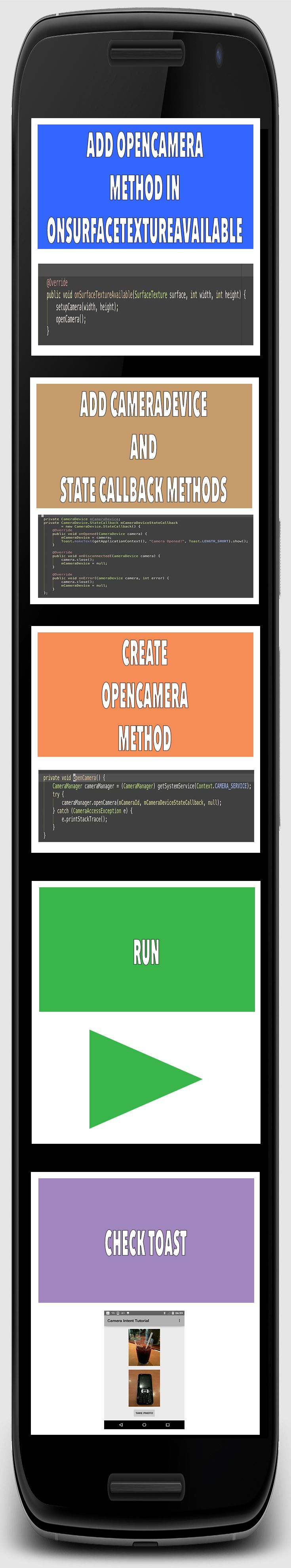 Android Camer2 Api Open Cameradevice Android Programming Android Android Camera