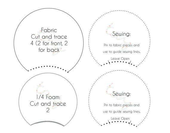 printable wire diy disney ears template - Yahoo Image Search Results