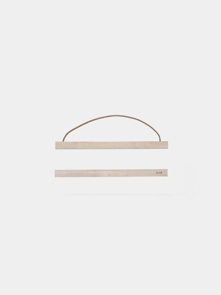 Wooden Frames - von ferm LIVING - Dänisch Design - Hergestellt aus Ahornholz - Bild Rahmung - SCHNELLE Versand und PREISWERTE Lieferung
