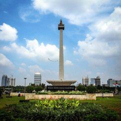 Jakarta National Monument, Indonesia