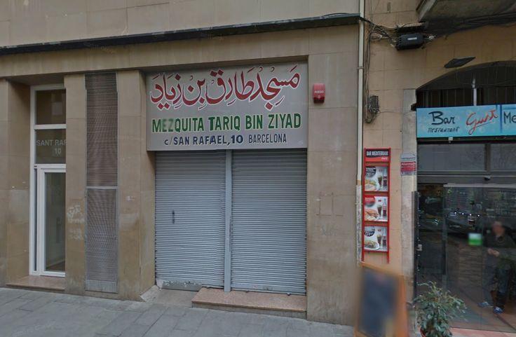 Mezquita TARIQ BIN ZIYAD Dirección: Calle San Rafael, 10, 08001 (Barcelona)