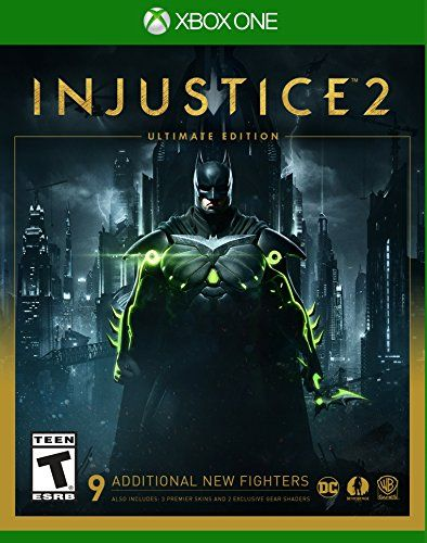 #10: Injustice 2 Ultimate Edition - Xbox One