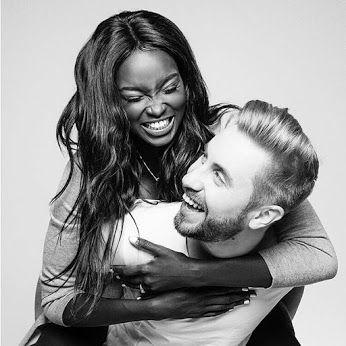 Lovely Couple Jamie and Nikki @jaypfilm & @jamieandniks  @Regrann…