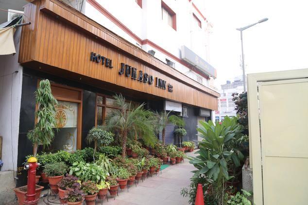 Jukaso Journeys - Jukaso INN Hotel, Delhi