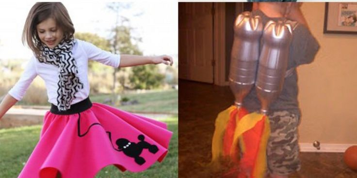 19 Easy Homemade Halloween Costumes - That are so cute!