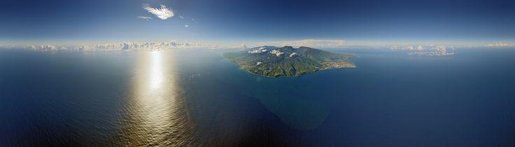 360° Panoramas of Reunion Island