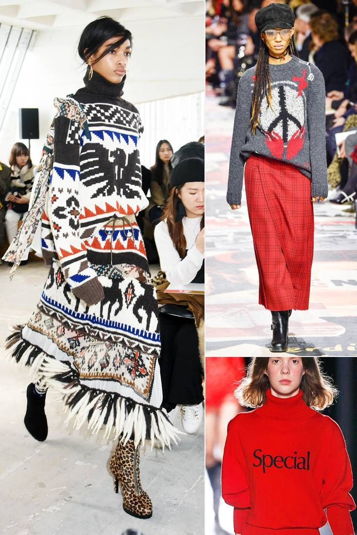 Winter 2018 Fashion Trends The Only Looks You Need To Know In 2019
