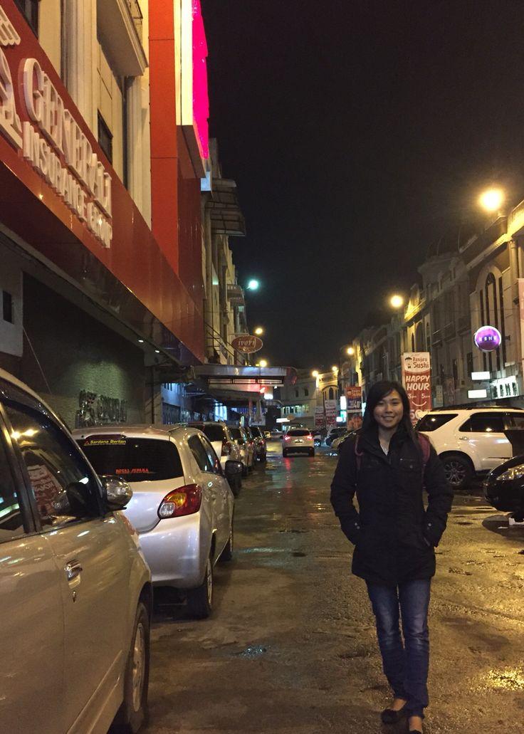 Night in Medan