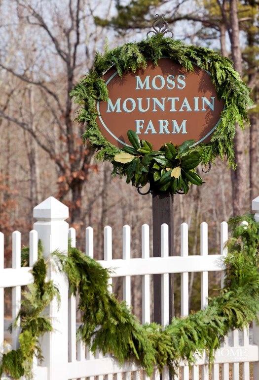 Moss Mountain Farm, home of garden designer P. Allen Smith