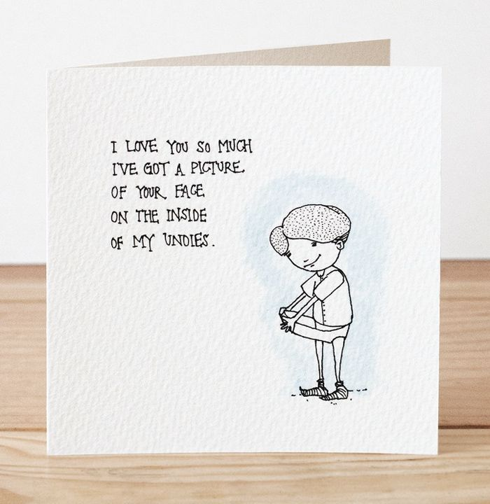 Creepy And Funny Valentines Day Cards Comedy