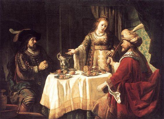 queen esther painting renaissance - Google Search