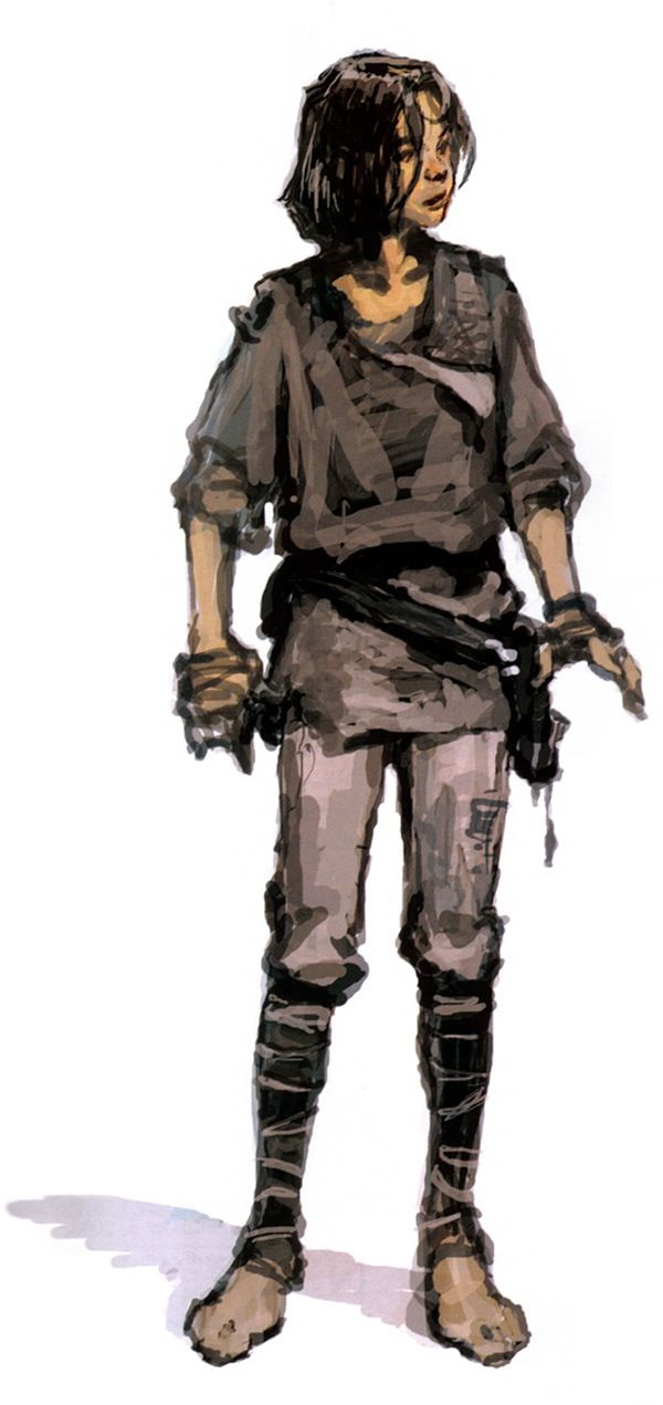 Young Han Solo Concept Art from Lucasfilm - News - GeekTyrant
