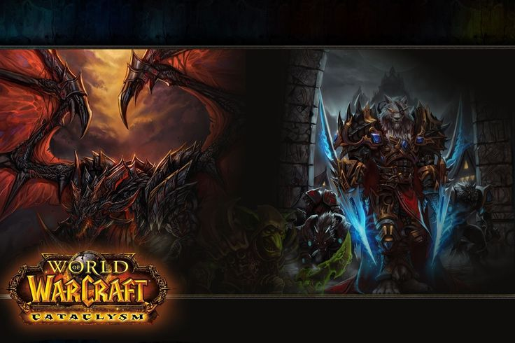 1920x1280 HQ RES world of warcraft cataclysm