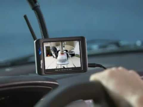 Wireless Back Up Camera Installation guide for first time camera installers. These back up cameras provide safety viewing on the dashboard of any vehicle for  the rear of the car, truck or recreational vehicle