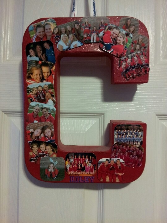 Cute senior gift :) | Sports gifts for senior nights ...