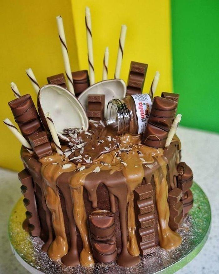 45+ Torte mit schokolade dekorieren 2021 ideen