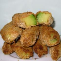 The Holy Bible of Recipes: Fried Avocados