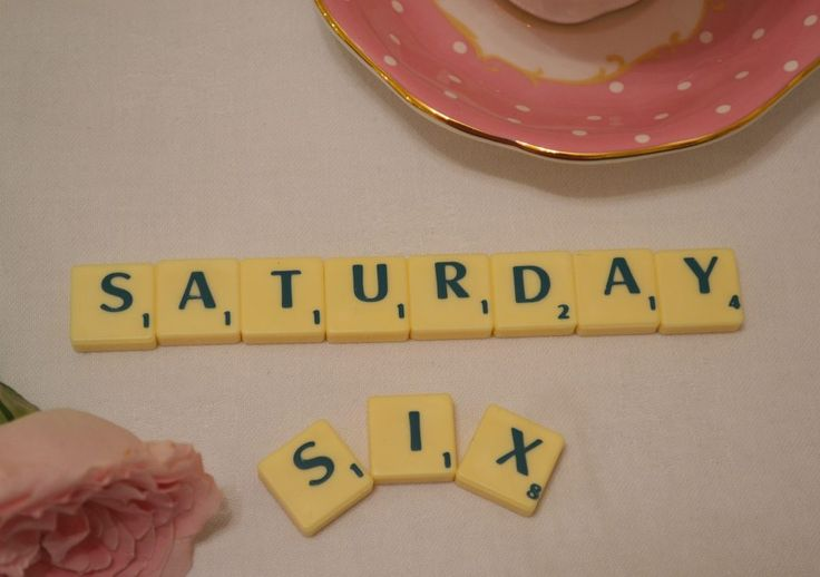 Saturday Six -My 6 tips on planning a city break
