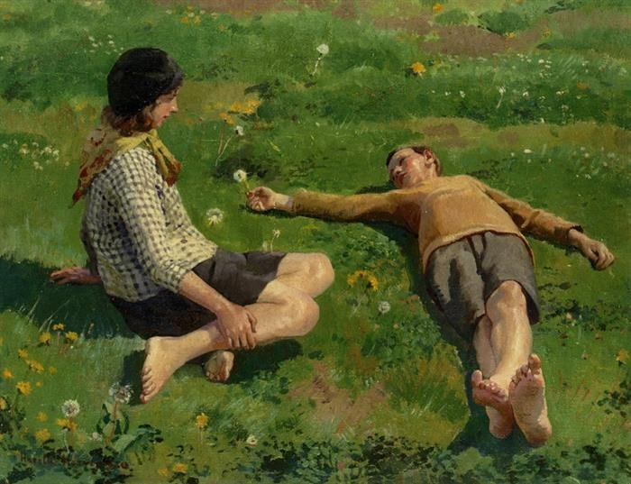104 best images about peintre harold harvey on pinterest for Harvey s paint and body