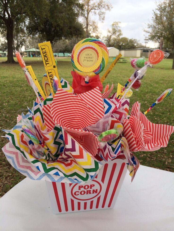 Best 25 circus theme centerpieces ideas on pinterest - Carnival theme decoration ideas ...