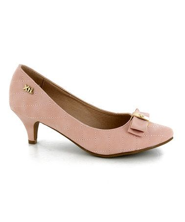 Nude Court Shoe by Sale: Women's Shoes on #zulilyUK today!
