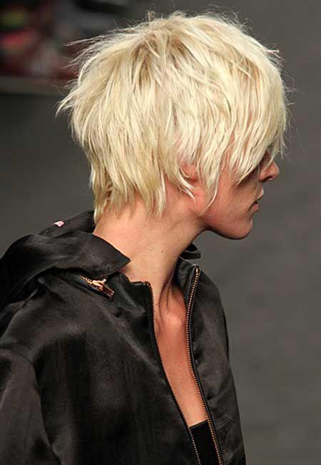 Trendy Short Haircuts for Women | http://www.short-haircut.com/trendy-short-haircuts-for-women.html