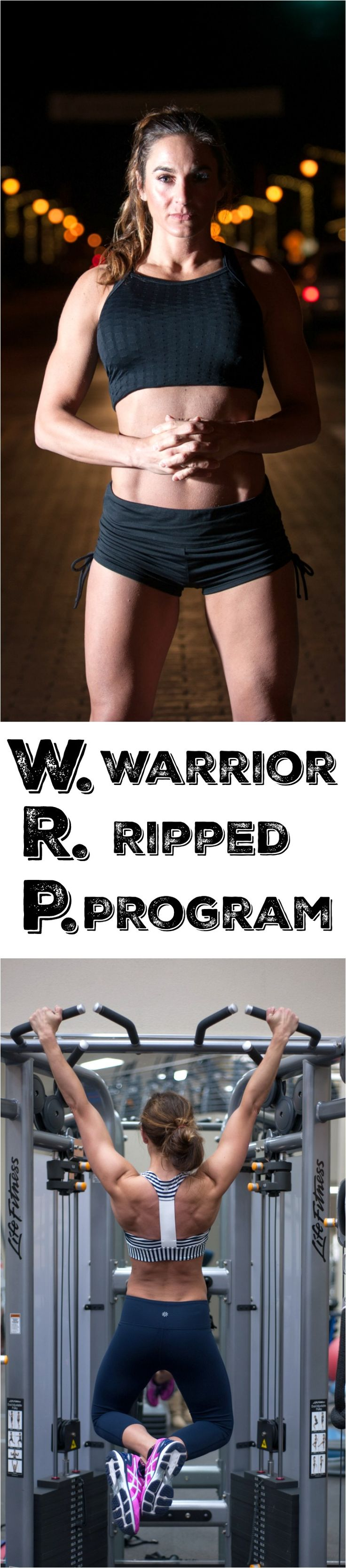 Warrior Ripped Program - Fitness Workouts - 9 Weeks of intense training that get you Warrior Ripped right at your finger tips.