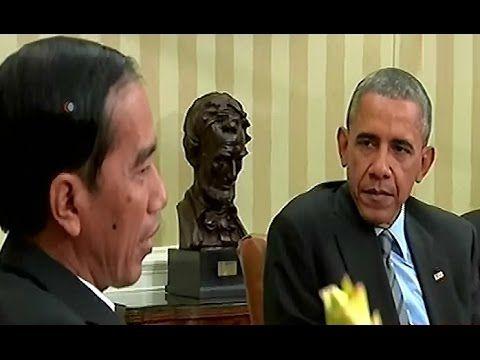 Barack Obama Puji Jokowi Banyak Perubahan Di Indonesia