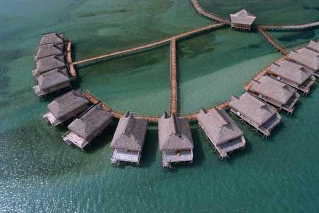 Barra Resorts - Flamingo bay