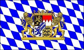 Bavarian Flags, 2015 Amazon Top Rated Beer Mugs & Steins #Kitchen