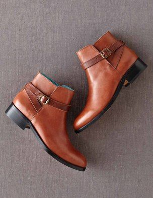 I've spotted this @BodenClothing Urban Biker Boot . I love both brown and black colors!