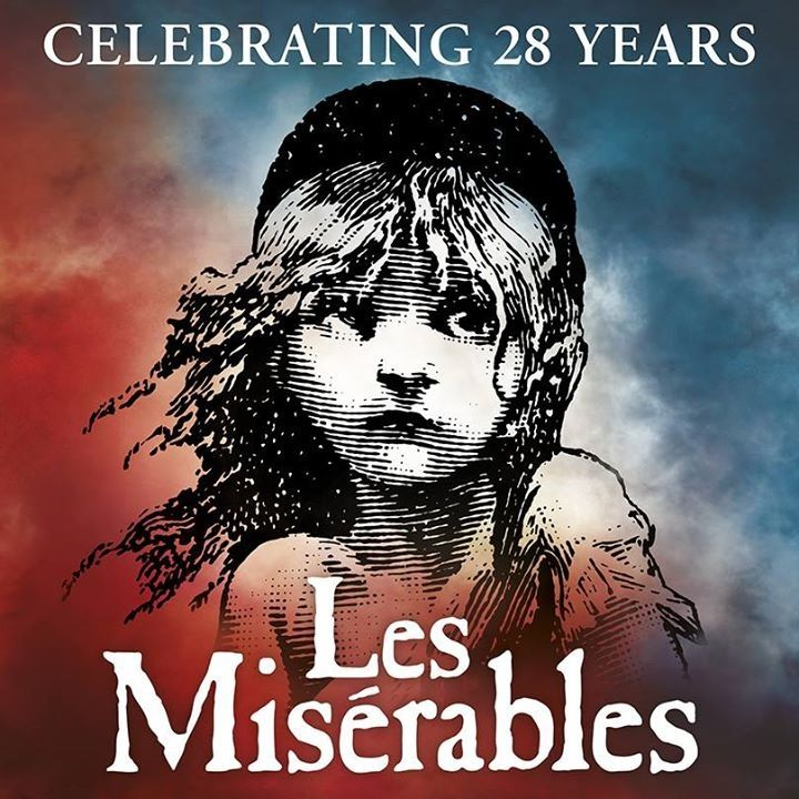 Today (October 8,2013) is the 28th birthday of Les Mis :)