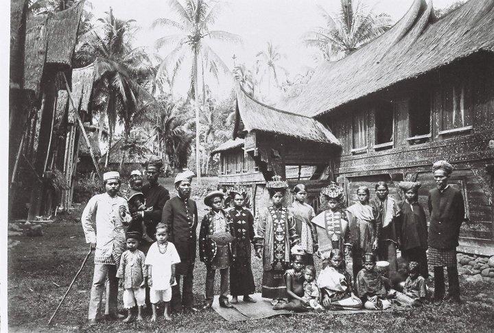 Minangkabau - Bayur Maninjau