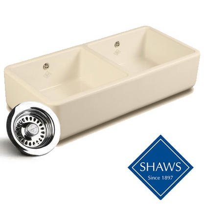 Double Belfast Sink Want A More Traditional Style, This Seems Thin And  Almost 80u0027s School
