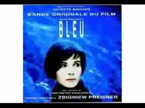 """""""Song for the Unification of Europe"""" by  Zbigniew Preisner. From the film """"Bleu"""" - one part of the trilogy """"Trois Couleurs"""" by director Krzysztof Kieslowsky"""