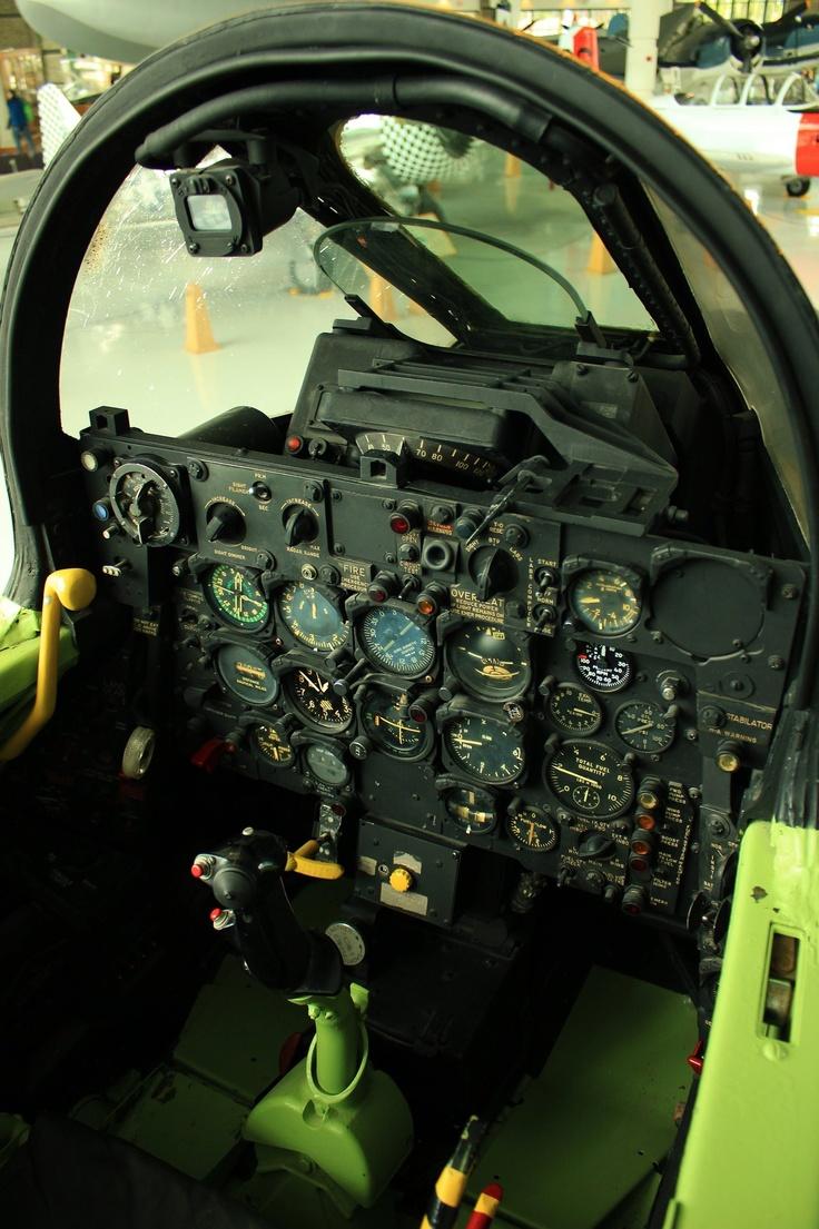 F-84F Thunderstreak Evergreen aviation museum - 166 by ISeeTheLatice